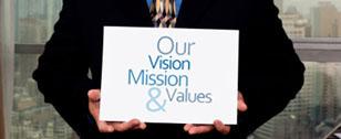 経営ビジョン, 使命, 価値